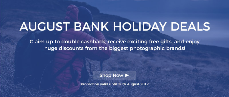 Double cashback, free gifts and big discounts from all the top brands!